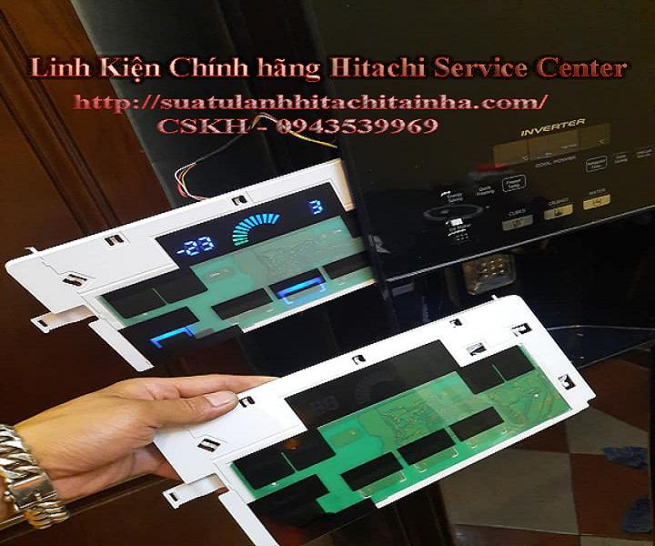 linh kiện chính hãng Hitachi